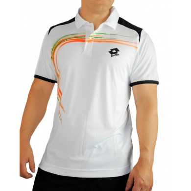 Lotto Polo Trail weiss/blade Herren