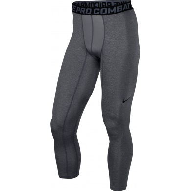 Nike Tight Pro Combat Core Compression 2.0 grau/schwarz Herren (Gr��e L)