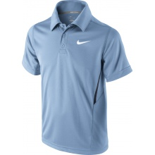 Nike Polo NET UV lightblue Boys (Gr��e 164)