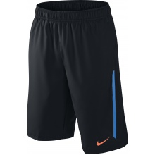 Nike Short NET 012 schwarz/blau/crimson Boys
