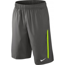 Nike Short NET grau/lime Boys (Gr��e 128+140)