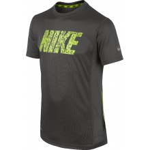 Nike Tshirt Speed Fly GFX grau Boys (Gr��e 128)