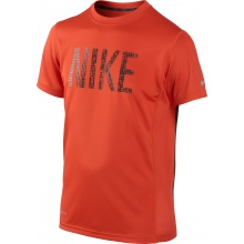 Nike Tshirt Speed Fly GFX orange Boys (Gr��e 140)