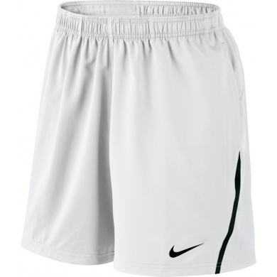 Nike Short Woven Power 7 weiß Herren