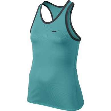 Nike Tank Advantage Court grün Girls