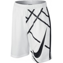 Nike Short Court GFX 2015 weiss Boys (Gr��e 152+164)