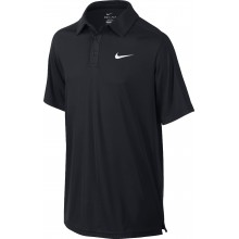 Nike Polo Team Court schwarz Boys