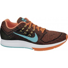 Nike Air Zoom Structure 18 schwarz/orange Laufschuhe Herren