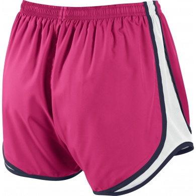 Nike Short Tempo New rose Damen
