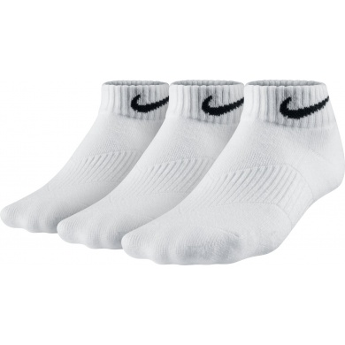 Nike Tennissocken Low Cut Kinder weiss 3er