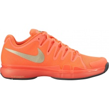 Nike Zoom Vapor 9.5 Tour 2015 hot lava Tennisschuhe Damen