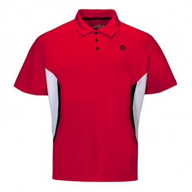 Oliver Polo Mexico 2015 rot Herren
