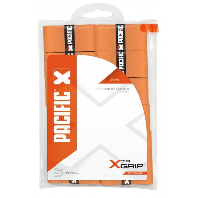 Pacific xTR Overgrip 12er orange