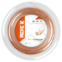 Pacific Poly Force lightorange 200 Meter Rolle