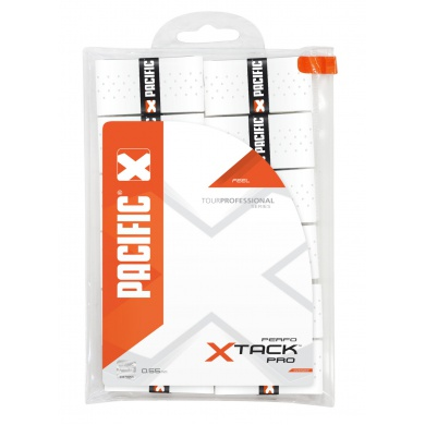 Pacific xTack Pro Perfo Overgrip 12er weiss