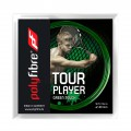Polyfibre Tour Player green Touch 1.23 grün Tennissaite