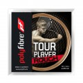 Polyfibre Tour Player Rough 1.25 natur Tennissaite