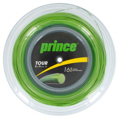 Prince Tour XP gr�n 200 Meter Rolle