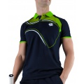 Lotto Polo LED deepnavy/clover Herren