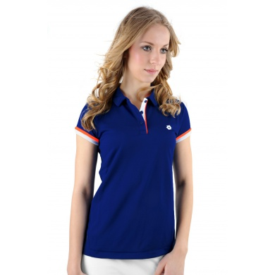 Lotto Polo Shela blau Damen