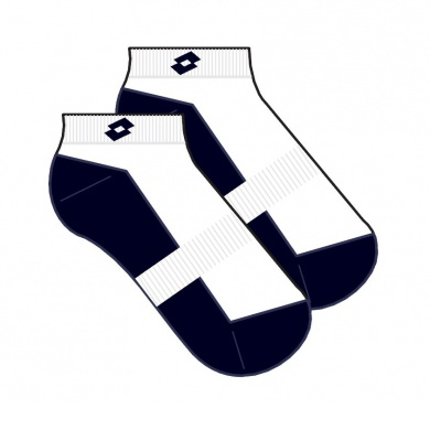 Lotto Tennissocken Pro Damen weiss/navy 1er