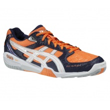 Asics Gel Blade 4 orange/blau Indoorschuhe Herren