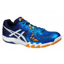 Asics Gel Blade 5 2015 electricblue Indoorschuhe Herren