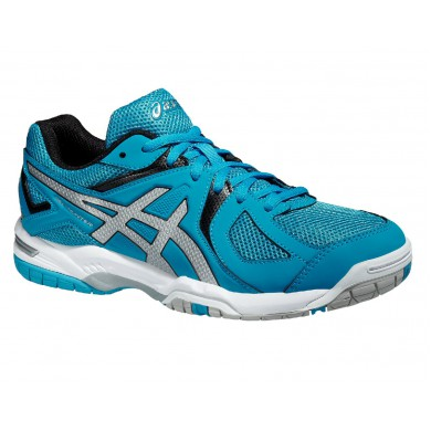Asics Gel Hunter 3 2015 türkis Indoorschuhe Damen