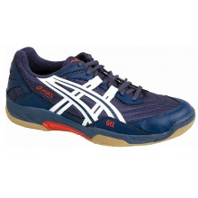 Asics Gel Hunter 2 navy Indoorschuhe Herren