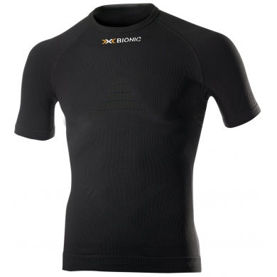 X-Bionic Energizer LIGHT Shirt Short Sleeves schwarz Herren
