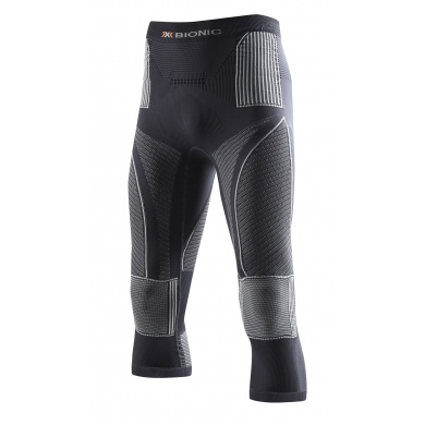 X-Bionic Energy Accumulator Evo Pant Medium grau Herren