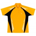RSL Polo orange Herren
