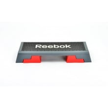 Reebok Fitness Trainingstreppe Professional schwarz/rot