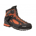Mammut Ridge High GTX graphite/orange Outdoorschuhe Herren
