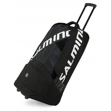 Salming Pro Tour Trolley Bag schwarz