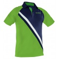 Salming Polo Performance 2015 navy/lime Herren