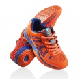 Salming Viper 2.0 2015 orange Indoorschuhe Kinder