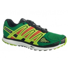 Salomon X Scream gr�n Laufschuhe Herren