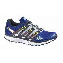 Salomon X Scream blau Laufschuhe Herren