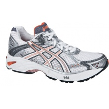Asics Gel Foundation 9 rot Laufschuhe Damen (Gr��e 38)