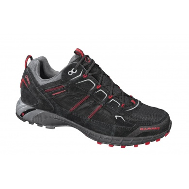 Mammut T Element Low GTX schwarz Outdoorschuhe Herren