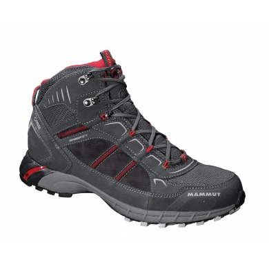 Mammut T Element Mid GTX graphite Outdoorschuhe Herren