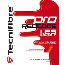 Besaitung mit Tecnifibre Pro Red Code