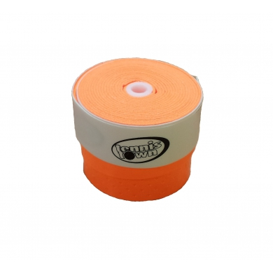 tennistown Overgrip einzeln orange