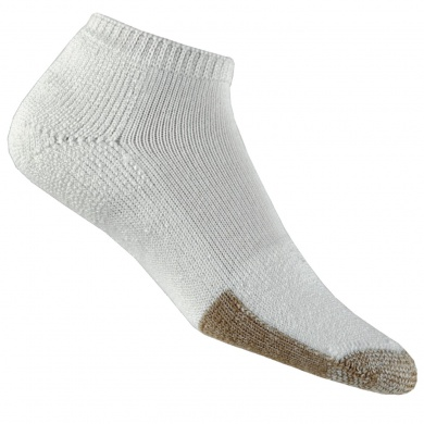 Thorlo Tennissocke Micro Mini thick weiss Damen