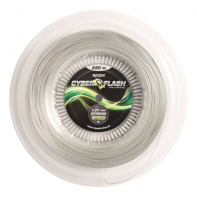 Topspin Cyber Flash silber 220 Meter Rolle