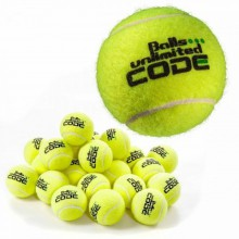 Balls Unlimited Code Green Trainingsball gelb 60er Beutel