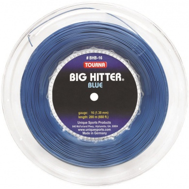 Tourna Big Hitter blue 220 Meter Rolle