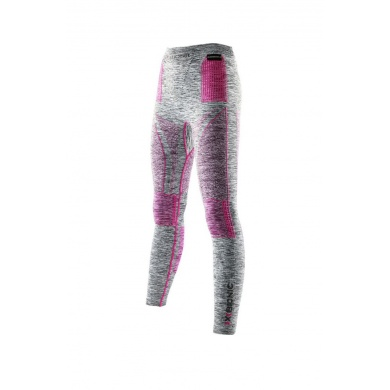 X-Bionic Energy Accumulator Evo Melange Pant Long 2016 grau Damen