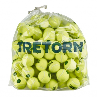 Tretorn Stage 1 green Methodikb�lle gelb 72er Polybag